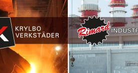 A unique collaboration between Krylbo Verkstäder AB and Rimard Industri AB provides the entire production chain in construction.